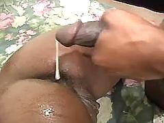 Hot ebony chicks in xxx video