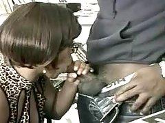 Hot ebony babes in hard sex