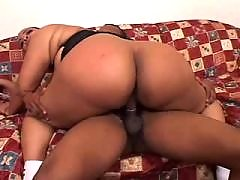 Black vixen fucked in best ebony clips